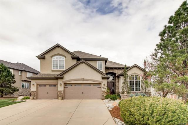 10628 Ridgecrest Circle, Highlands Ranch, CO 80129 (#3912597) :: The City and Mountains Group