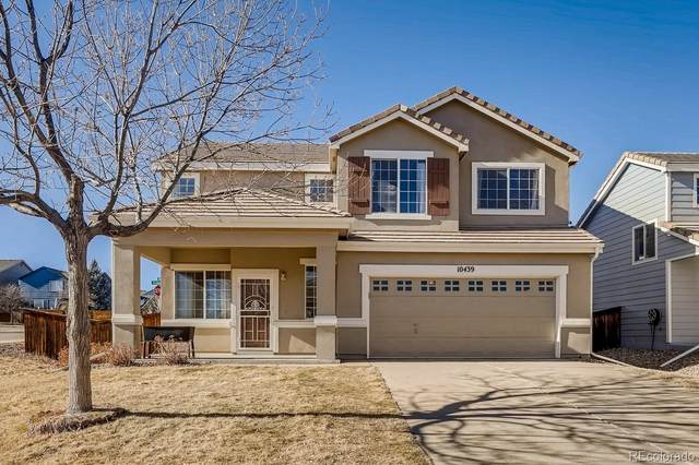 10439 Tracewood Court, Highlands Ranch, CO 80130 (#3912821) :: Chateaux Realty Group