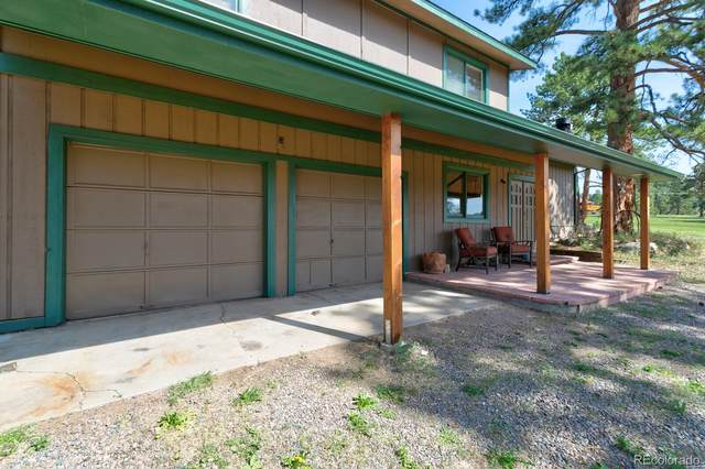 7023 Silverhorn Drive, Evergreen, CO 80439 (#3912947) :: The Harling Team @ Homesmart Realty Group