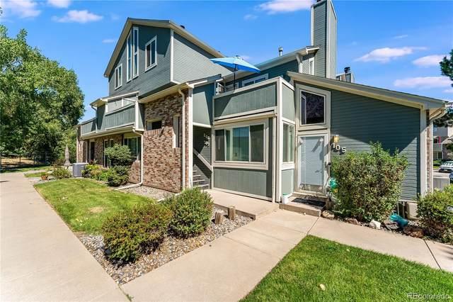 5031 Garrison Street 206G, Wheat Ridge, CO 80033 (#3913116) :: Sultan Newman Group