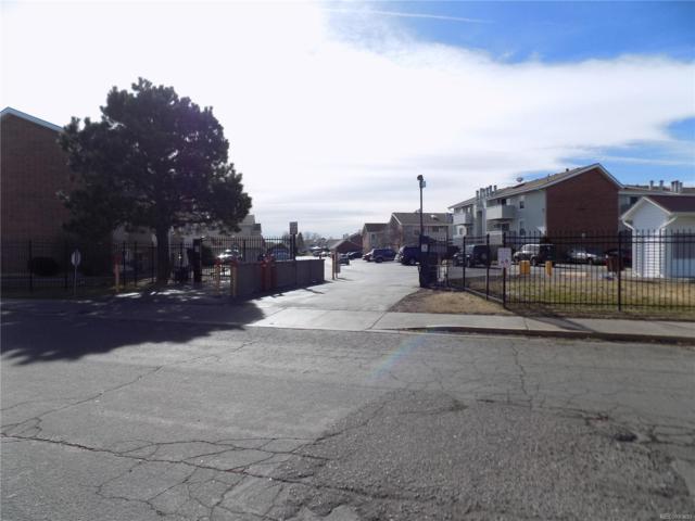 10150 E Virginia Avenue 9-103, Denver, CO 80247 (#3913300) :: Wisdom Real Estate
