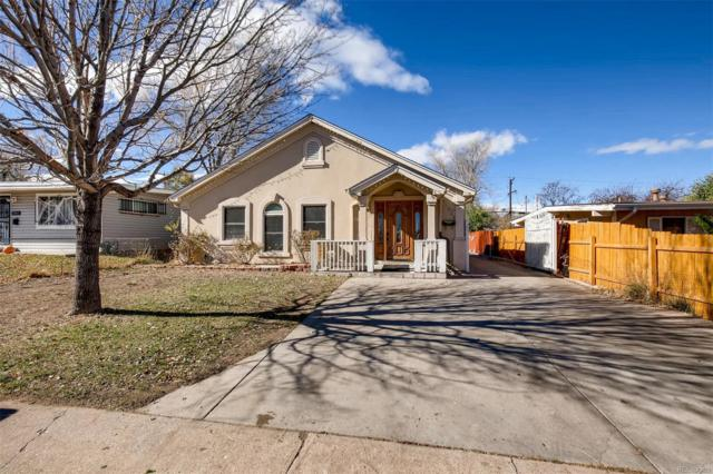 633 S Stuart Street, Denver, CO 80219 (#3914139) :: The Heyl Group at Keller Williams