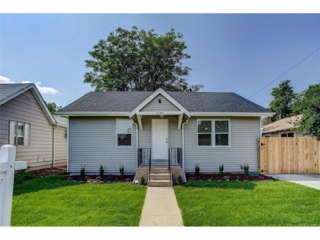 1440 W Dakota Avenue, Denver, CO 80223 (MLS #3914363) :: 8z Real Estate