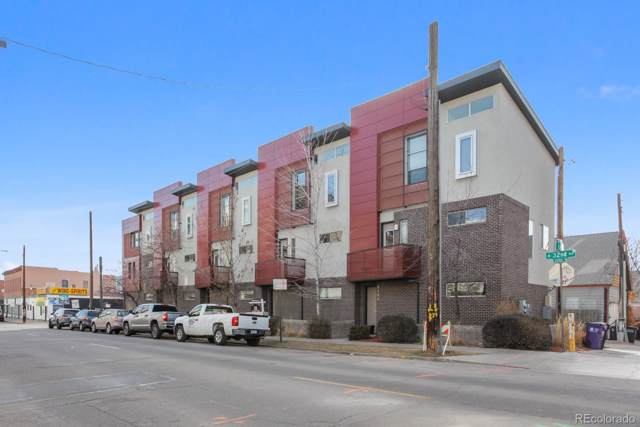 2106 W 32nd Avenue, Denver, CO 80211 (#3914550) :: The Margolis Team