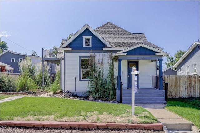 3945 Xavier Street, Denver, CO 80212 (MLS #3914622) :: Bliss Realty Group
