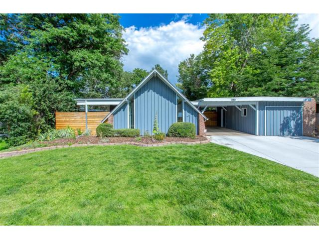 1380 S Dahlia Street, Denver, CO 80222 (#3914683) :: The City and Mountains Group