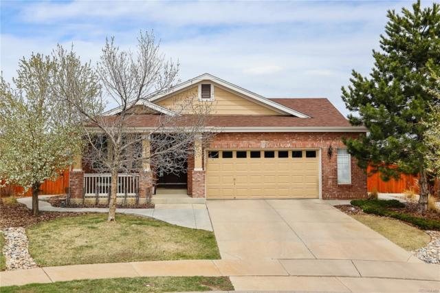 20953 E Girard Drive, Aurora, CO 80013 (#3915102) :: The Peak Properties Group