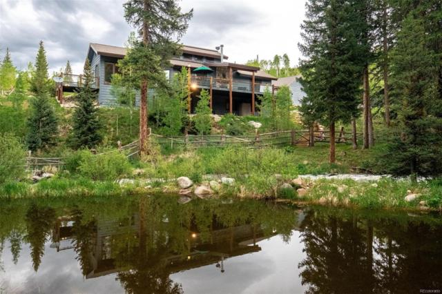 3444 County Road 8, Fraser, CO 80442 (#3915152) :: James Crocker Team