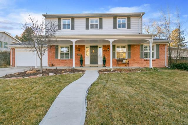 6763 S Detroit Circle, Centennial, CO 80122 (#3915176) :: The Sold By Simmons Team