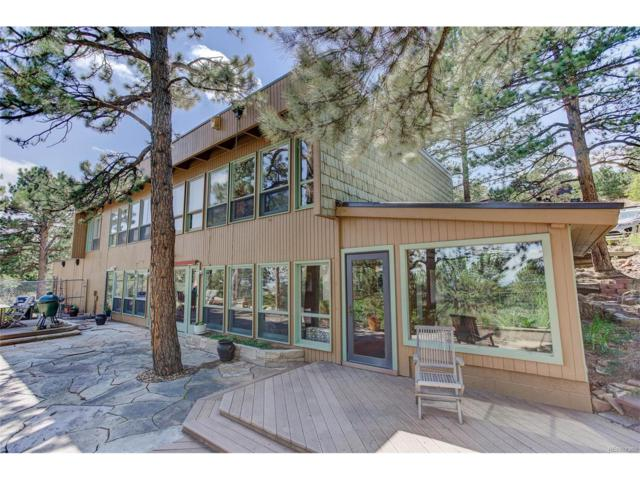 9156 Thunderhead Drive, Boulder, CO 80302 (MLS #3915312) :: 8z Real Estate