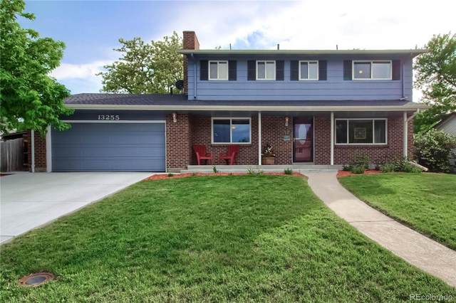 13255 Rigel Drive, Littleton, CO 80124 (#3915465) :: Re/Max Structure