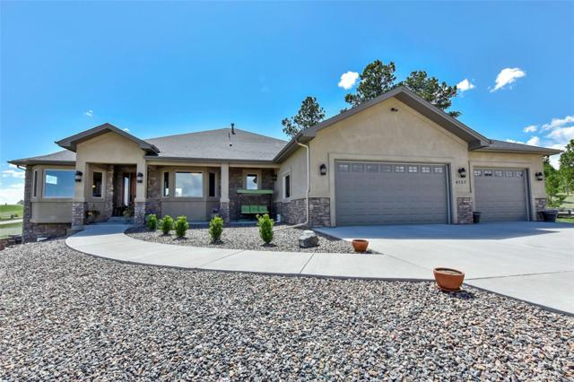 4757 Silver Nell Drive, Colorado Springs, CO 80908 (MLS #3915584) :: 8z Real Estate