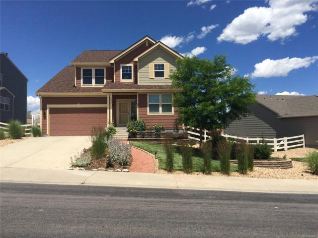 5245 Fawn Ridge Way, Castle Rock, CO 80104 (MLS #3916077) :: Kittle Real Estate