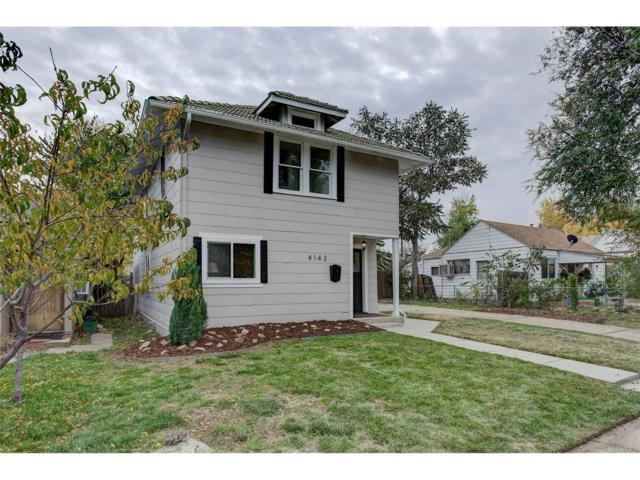 4142 Chase Street, Denver, CO 80212 (#3916338) :: Thrive Real Estate Group