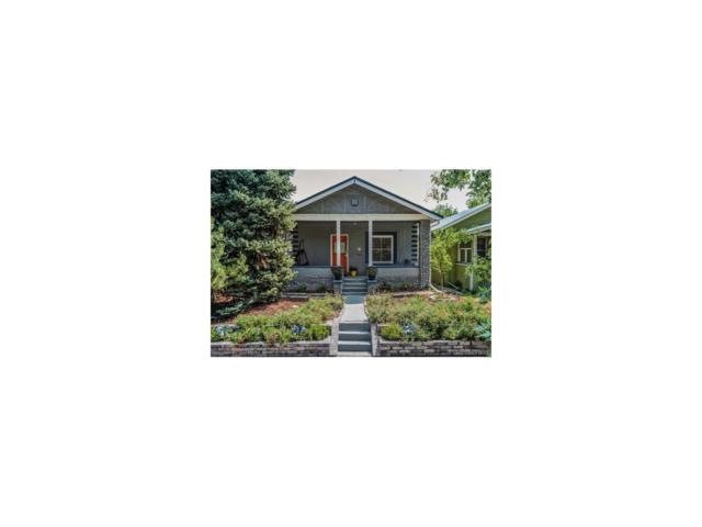 354 Washington Street, Denver, CO 80203 (MLS #3916442) :: 8z Real Estate