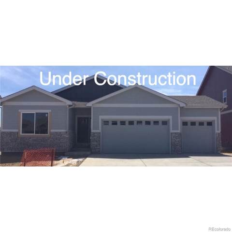 1332 87th Ave, Greeley, CO 80634 (MLS #3916500) :: 8z Real Estate