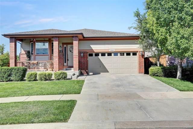25015 E 4th Place, Aurora, CO 80018 (MLS #3916628) :: 8z Real Estate