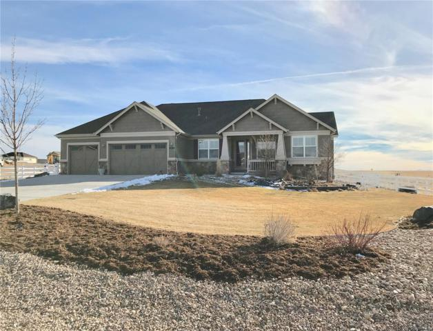 31320 E 163rd Avenue, Hudson, CO 80642 (MLS #3916677) :: 8z Real Estate