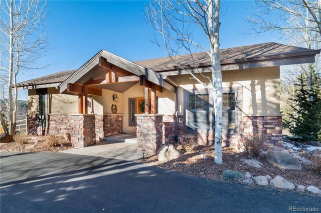 640 Sun Valley Drive, Woodland Park, CO 80863 (#3916733) :: Stephanie Fryncko | Keller Williams Integrity