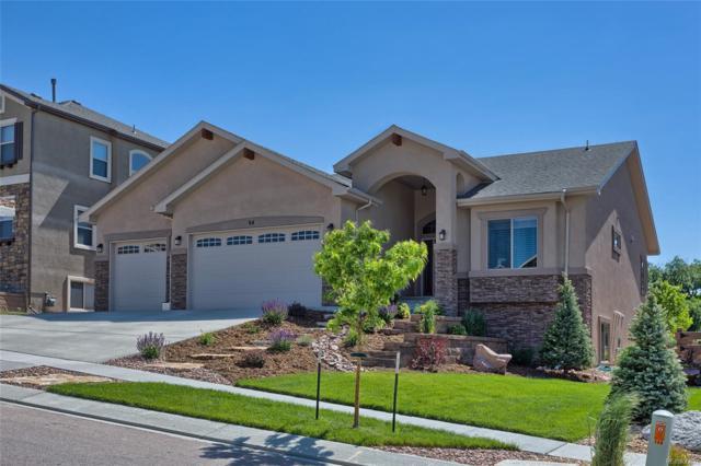 94 Coyote Willow Drive, Colorado Springs, CO 80921 (#3916915) :: Wisdom Real Estate