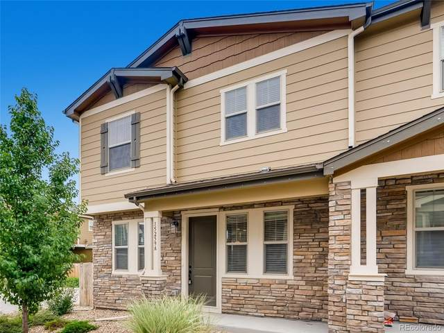 15259 W 69th Circle A, Arvada, CO 80007 (MLS #3916954) :: 8z Real Estate