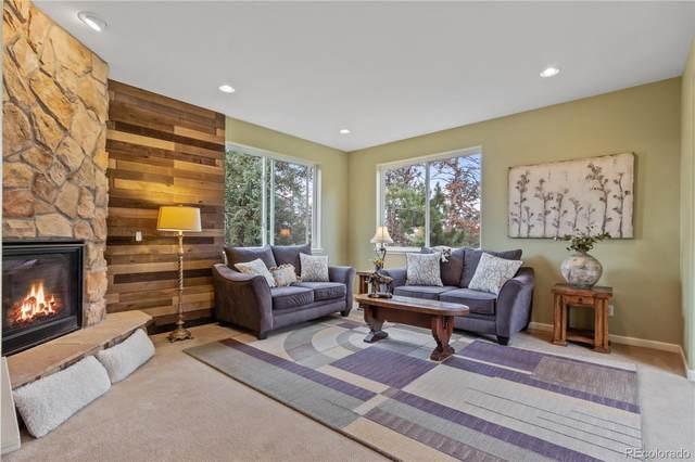 30023 Hilltop Drive, Evergreen, CO 80439 (#3917123) :: Wisdom Real Estate