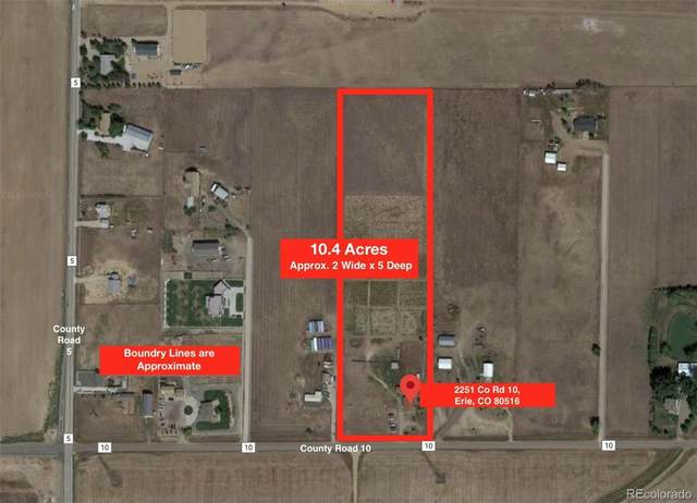 2251 County Road 10, Erie, CO 80516 (MLS #3917322) :: 8z Real Estate