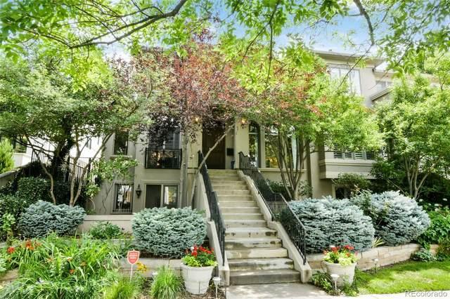 458 Adams Street, Denver, CO 80206 (#3917447) :: Mile High Luxury Real Estate