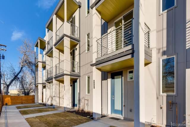 4457 E Warren Avenue, Denver, CO 80222 (MLS #3917914) :: 8z Real Estate