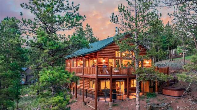 14756 Yucca Lane, Woodland Park, CO 80863 (#3918414) :: The Colorado Foothills Team | Berkshire Hathaway Elevated Living Real Estate