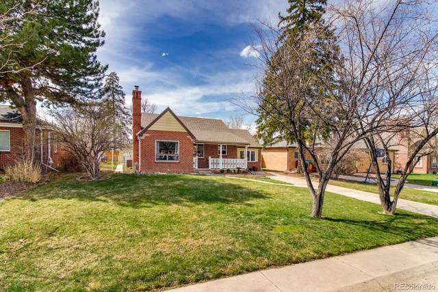 2821 Krameria Street, Denver, CO 80207 (#3918440) :: The HomeSmiths Team - Keller Williams