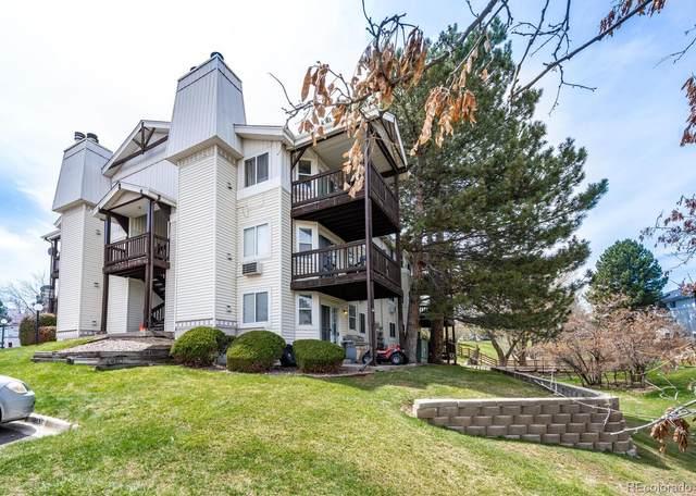17453 E Mansfield Avenue 101ER, Aurora, CO 80013 (MLS #3918687) :: 8z Real Estate