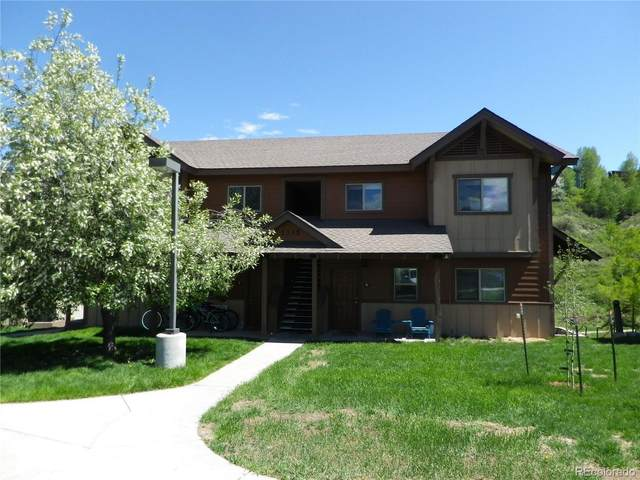 1335 Hilltop Parkway 2.1 A, Steamboat Springs, CO 80487 (MLS #3918737) :: Bliss Realty Group
