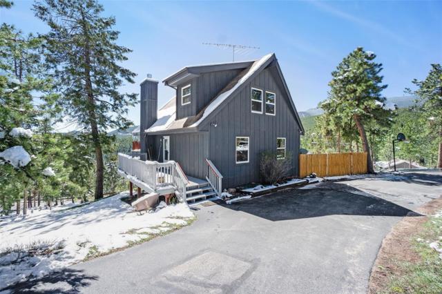 34958 Forest Estates Road, Evergreen, CO 80439 (MLS #3918833) :: 8z Real Estate