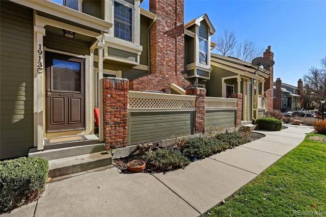 1913 S Hannibal Street C, Aurora, CO 80013 (#3918871) :: Kimberly Austin Properties