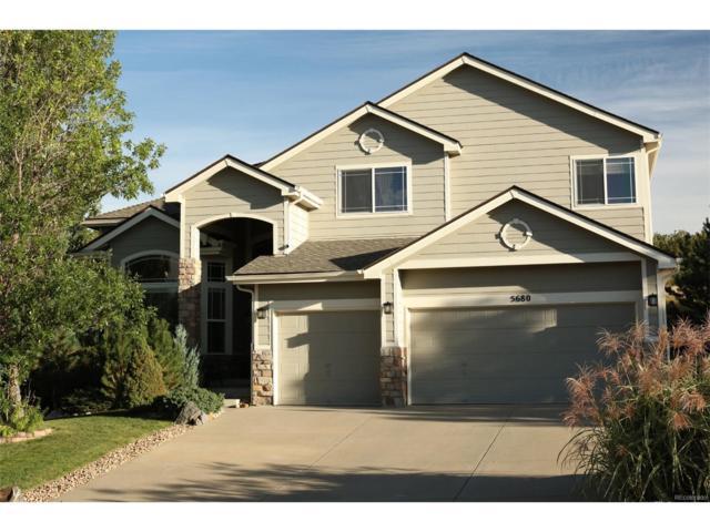 5680 Jasper Pointe Circle, Castle Pines, CO 80108 (#3918916) :: Hometrackr Denver