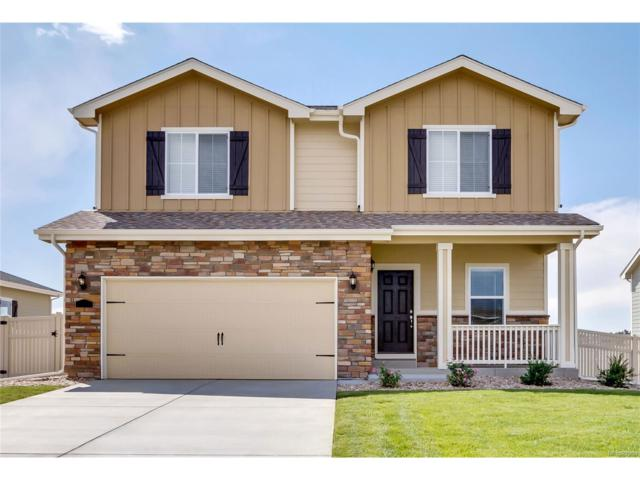 4667 E 95th Drive, Thornton, CO 80229 (#3919023) :: The Griffith Home Team