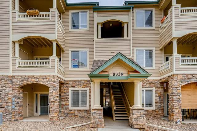 8329 S Independence Circle #206, Littleton, CO 80128 (#3919402) :: HomeSmart Realty Group