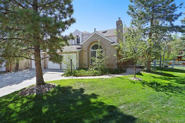 742 Norwich Court, Castle Pines, CO 80108 (#3919597) :: Colorado Home Finder Realty