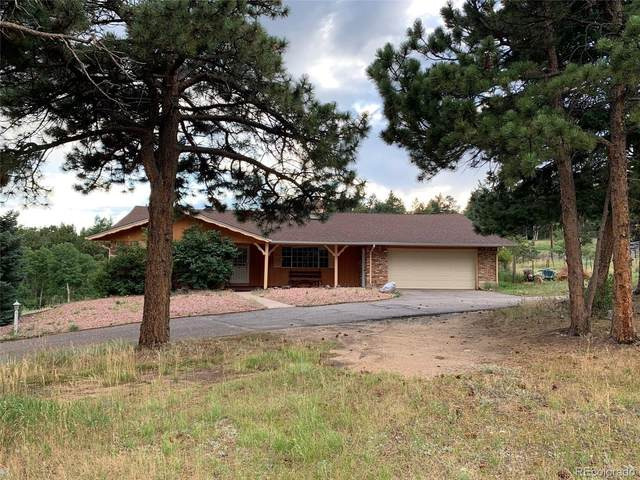 9059 Hillview Road, Morrison, CO 80465 (#3920227) :: Peak Properties Group