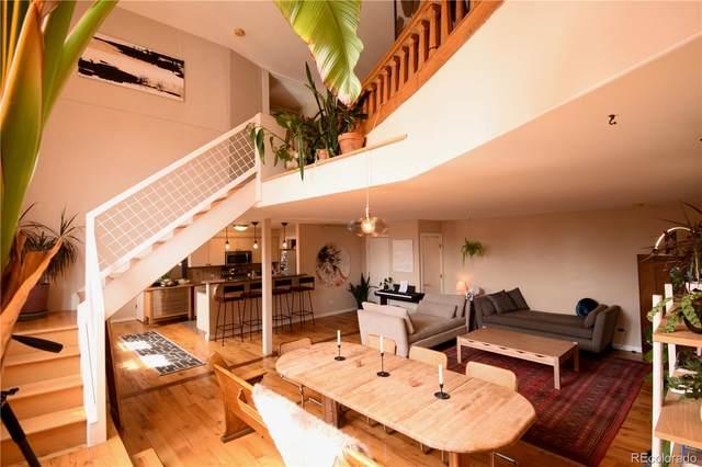 999 E 22nd Ave Avenue #6, Denver, CO 80205 (#3920269) :: Mile High Luxury Real Estate