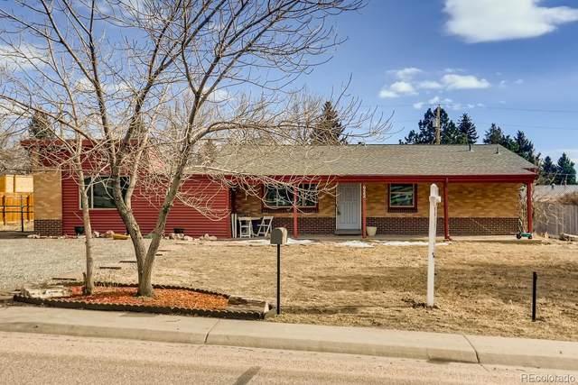 922 E Harvey Street, Castle Rock, CO 80108 (#3920391) :: HergGroup Denver