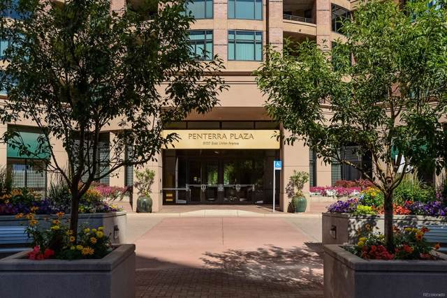 8100 E Union Avenue #207, Denver, CO 80237 (#3920859) :: The Heyl Group at Keller Williams