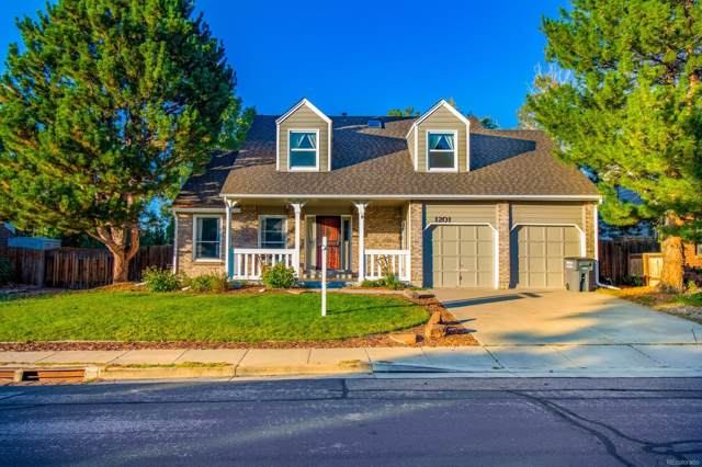 1201 W Kettle Avenue, Littleton, CO 80120 (#3921136) :: Mile High Luxury Real Estate