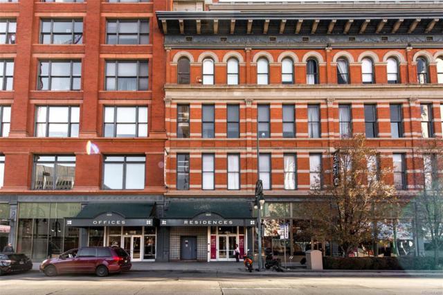 1555 California Street #613, Denver, CO 80202 (#3921515) :: My Home Team
