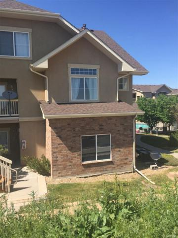 1871 S Dunkirk Street #108, Aurora, CO 80017 (#3921665) :: James Crocker Team