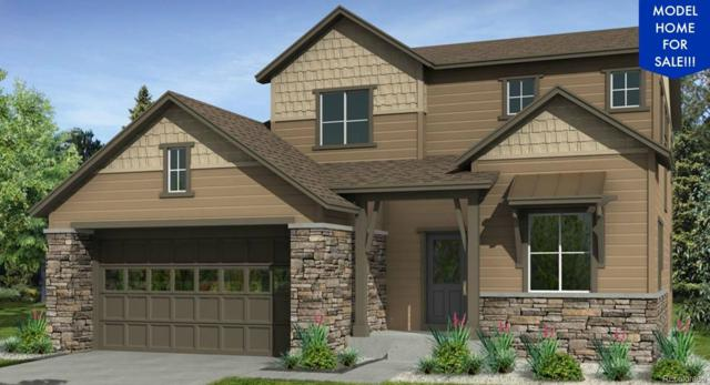 24594 E Mineral Drive, Aurora, CO 80016 (#3921698) :: The City and Mountains Group