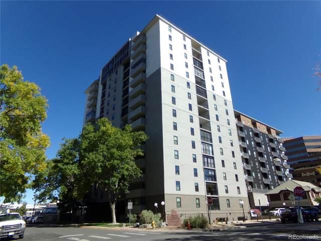 2 Adams Street #108, Denver, CO 80206 (#3922065) :: The DeGrood Team