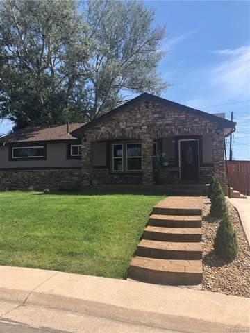 11166 Pearl Street, Northglenn, CO 80233 (MLS #3922327) :: 8z Real Estate