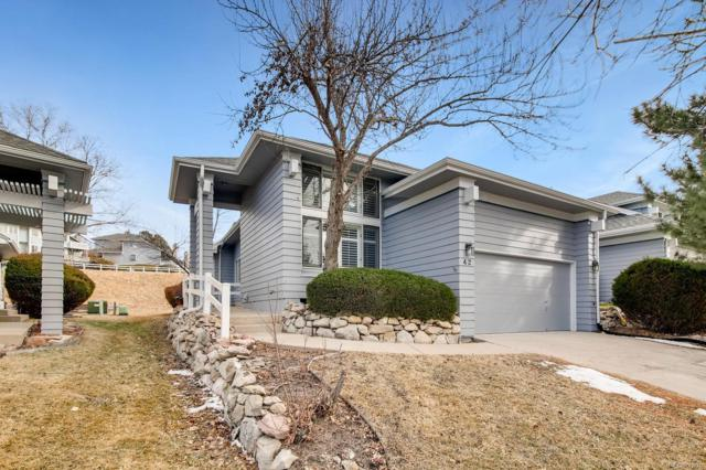 42 Peachtree Circle, Castle Rock, CO 80104 (#3922491) :: RE/MAX Professionals